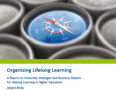 Organising Life Long Learning