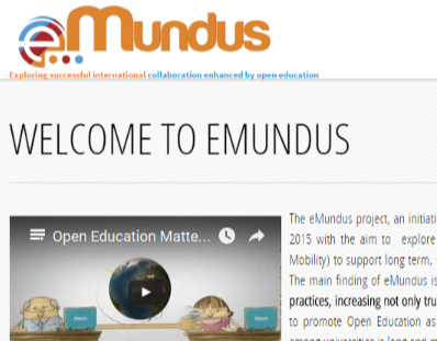 Long live the eMundus results!
