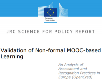 Validation of Non-formal MOOC-based Learning