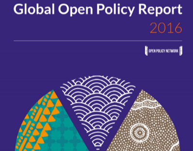 Global Open Policy Report 2016