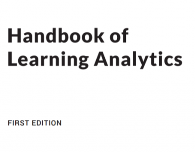 Handbook of Learning Analytics