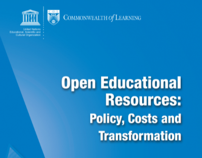 Open Educational Resources: Policy, Costs and Transformation (2)