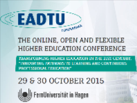 EADTU 2015 Conference: Call for abstracts