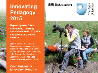 Innovating Pedagogy 2015