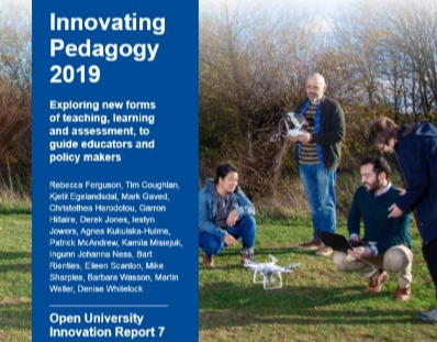 Innovating Pedagogy  2019