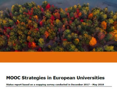 MOOC Strategies in European Universities
