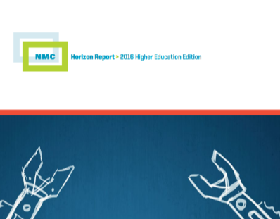 NMC Horizon Report > 2016 Higher Education Edition