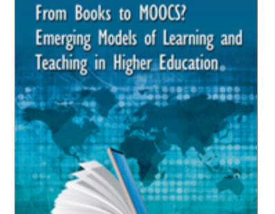 From Books to MOOCs?
