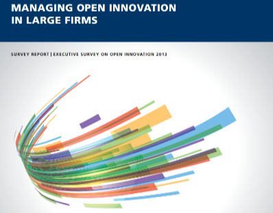 Managing Open Innovation in Large Firms