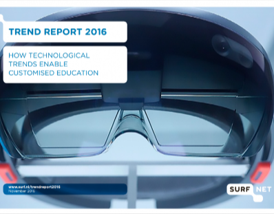 Trend report 2016: how technological trends enable customised education