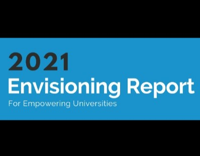 2021 Envisioning Report for Empowering Universities, 5th edition