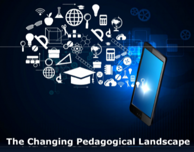 The Changing Pedagogical Landscape (2015)